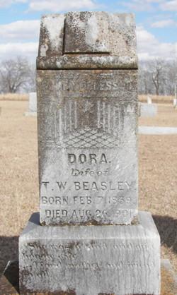 Madora E. Dora Beasley