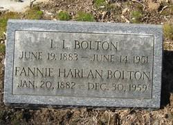 Lafayette Leon Bolton