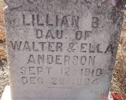 Lillian B. Anderson