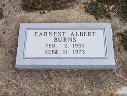 Ernest Albert Burns