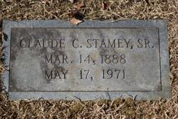 Claude Ciliable Stamey, Sr