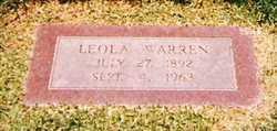 Leola <i>Ray</i> Warren