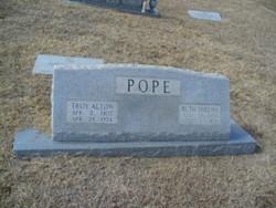Troy Alton Pope