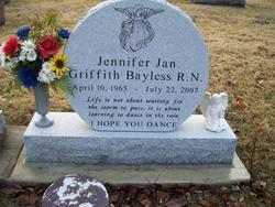 Jennifer Jan <i>Griffith</i> Bayless