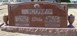 Robert William Betsy <i>Millican</i> Scott