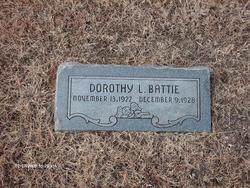 Dorothy L. Battie