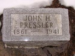 John H. Pressler