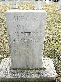 Laura A. Pittman