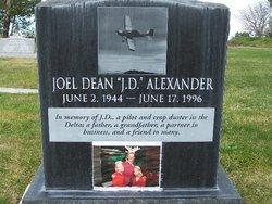 Joel Dean J.D. Alexander