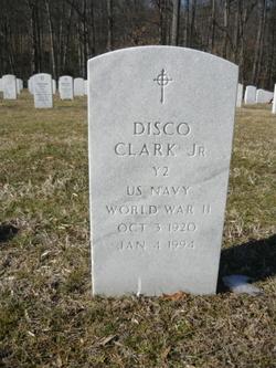 Disco Clark, Jr