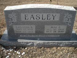 Mae Etta <i>Owen</i> Easley