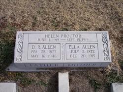 Derias D.R. Allen