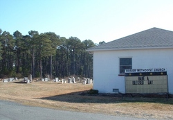 Hosier Memorial United Methodist Church Cemetery