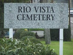 Rio Vista Odd Fellows and Masonic Cemetery