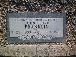 John Lloyd Franklin