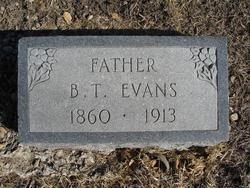 B. T. Evans