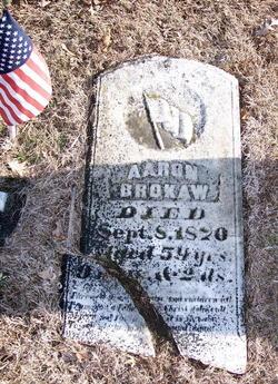 Aaron A Brokaw