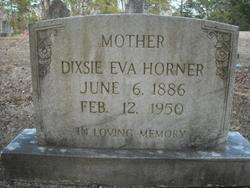 Dixsie Eva <i>Parrish</i> Horner