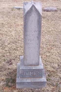 Charles 'Charley' Williams Jones, Jr