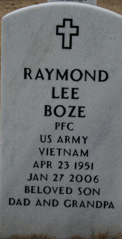 Raymond Lee Boze