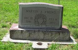 Marvin Archie Amend