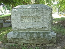 Alexander Franklin Vance