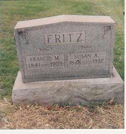 Francis Marion Frank Fritz