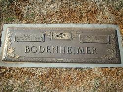 Carrie Edna <i>Motsinger</i> Bodenheimer