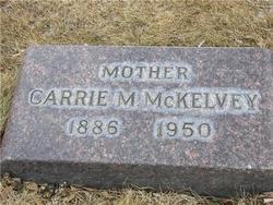 Carrie Maude <i>Moore</i> McKelvey