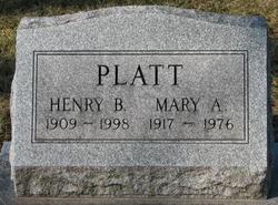 Henry Barnes Platt, II