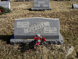 Lillian <i>Shoudt</i> Pursell