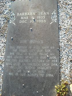 Barbara Jean Unknown
