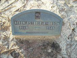 Aleen Estelle Amerson