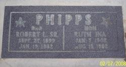 Ruth Ina <i>Titmus</i> Phipps