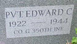 Pvt Edward C. Deuso