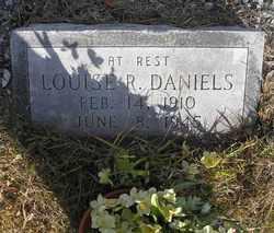Louise R <i>Ashe</i> Daniels