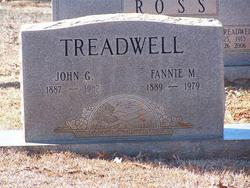Fannie Mae <i>Tucker</i> Treadwell