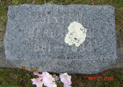 Barbara Jane Balluff