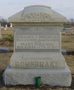 Mary M. <i>Lindsey</i> Bonebrake