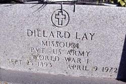 Dillard Lay