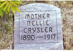 Nellie May <i>Reynolds</i> Crysler