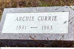 Archie Currie