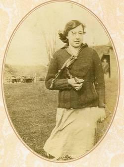 Jennie Grace Christina <i>Plaine</i> Currie