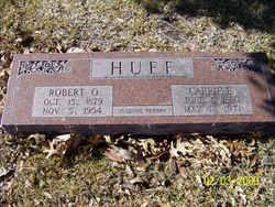 Carrie B. <i>Johnson</i> Huff