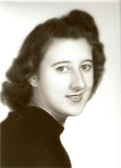 Violet Mae <i>Currie</i> Drouillard