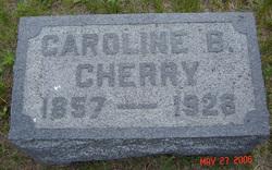 Caroline B. <i>Morris</i> Cherry
