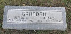 Mildred <i>Schultz</i> Grondahl
