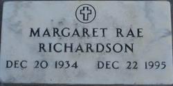 Margaret Rae <i>Doty</i> Richardson