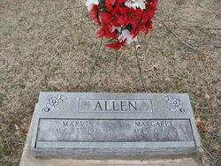 Margaret <i>Robinson</i> Allen