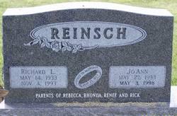 Richard L Reinsch